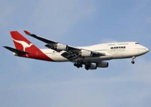 Qantas Londra Sydney