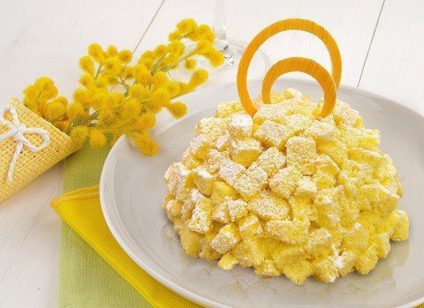 Torta mimosa donna