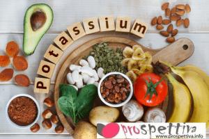 Potassio magnesio minerali