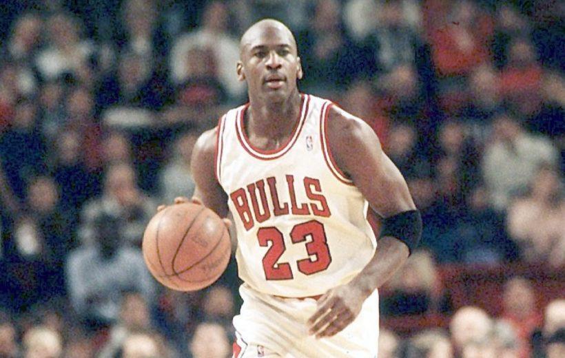 Jordan basket sbagliare