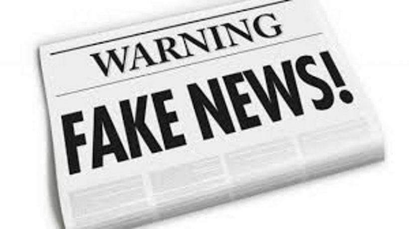 Fake news web