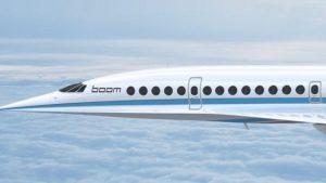 Viaggi supersonici BoomSupersonic