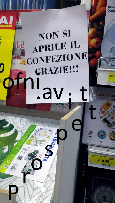 Annunci italiano sgrammatica