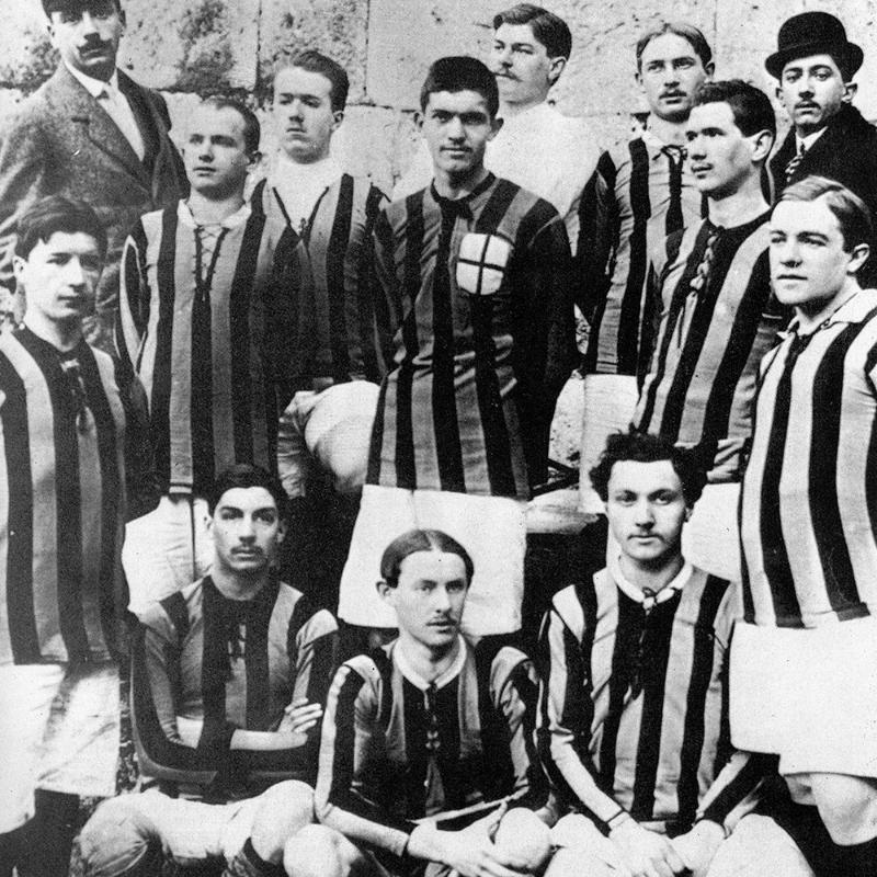 Inter record storia