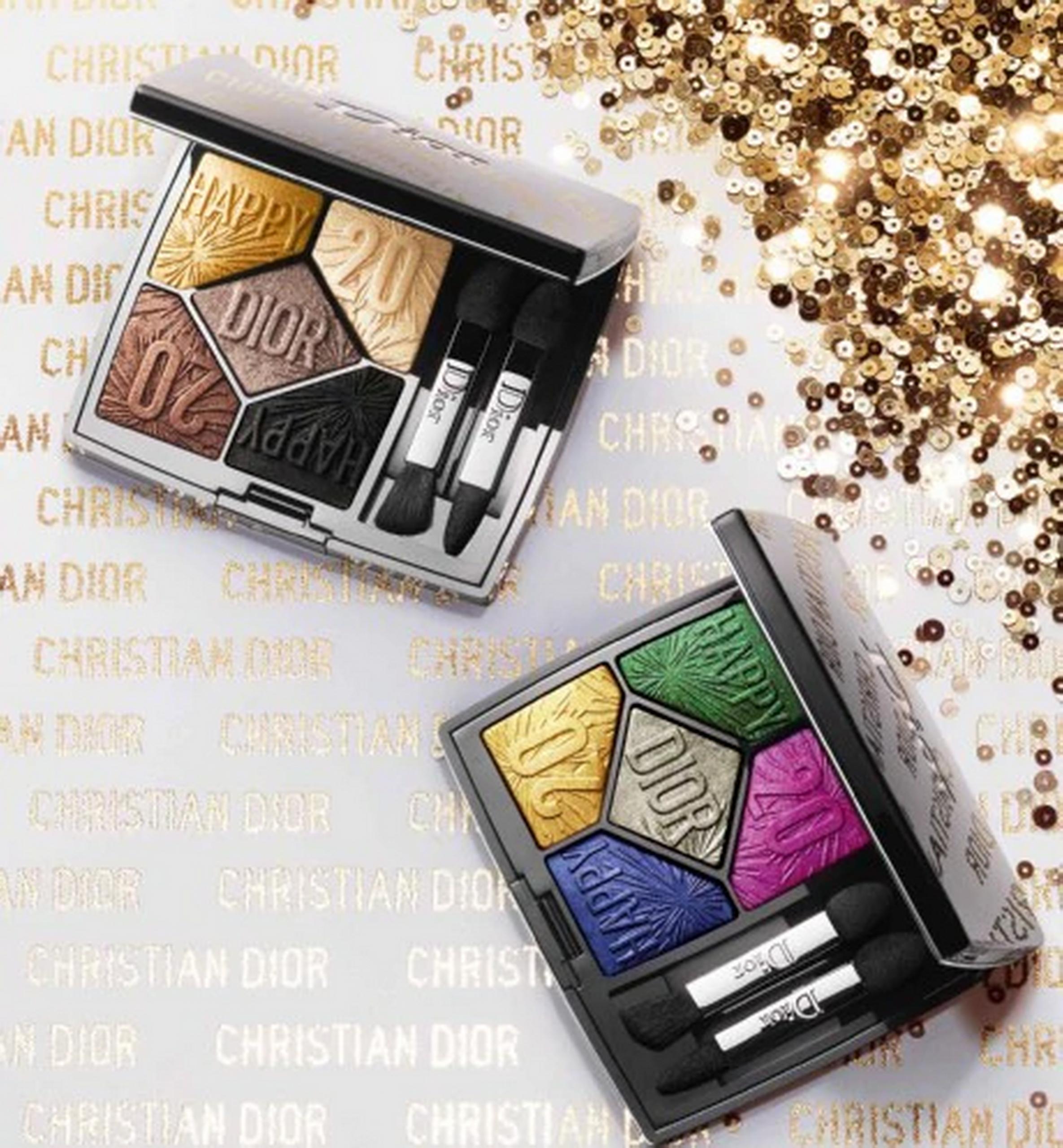 Dior makeup glamour
