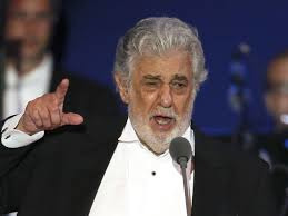 Placido Domingo coronavirus
