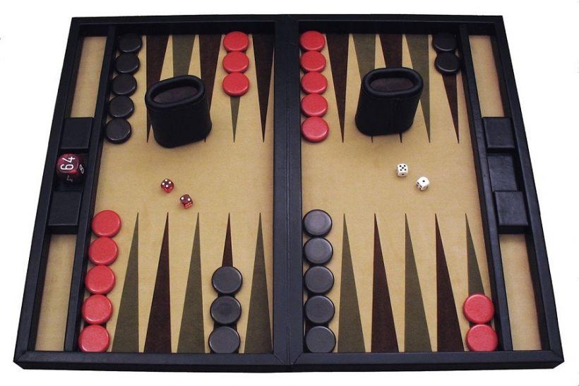 Backgammon strategia gioco