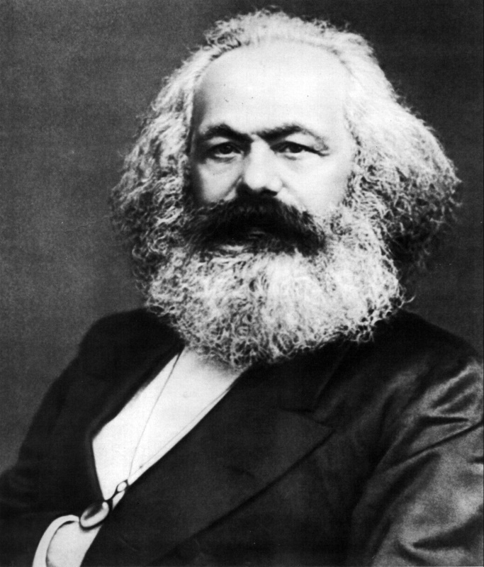 Karl Marx marzo