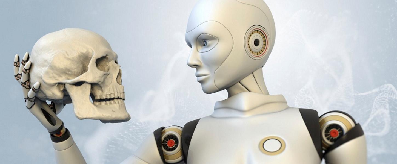Robot servizio uomini